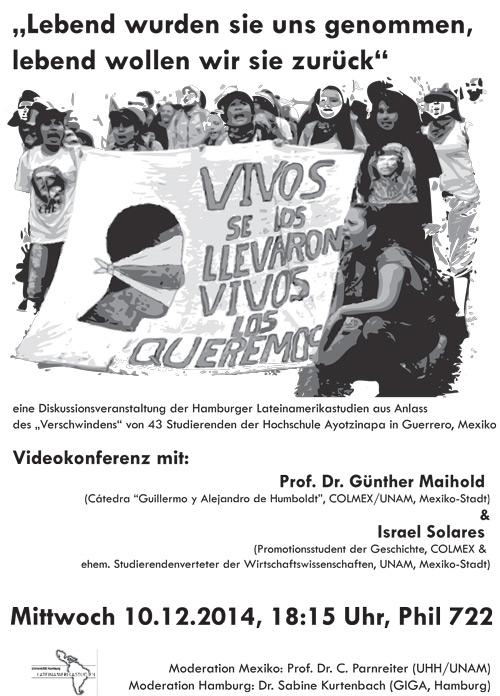 Videokonferenz an der Uni Hamburg