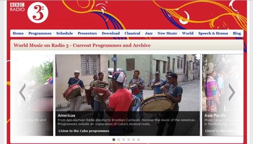 BBC World Music Archive - Americas