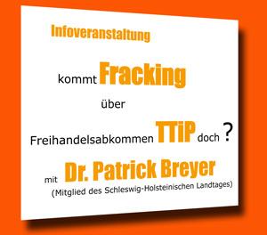 Infoveranstaltung zu Fracking in Bergedorf