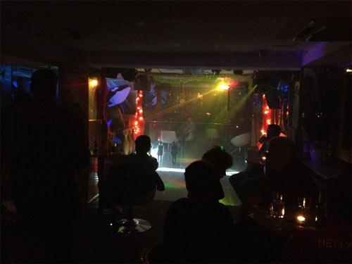 Deutschlands älteste Disko steht auf Helgoland: Café Krebs
