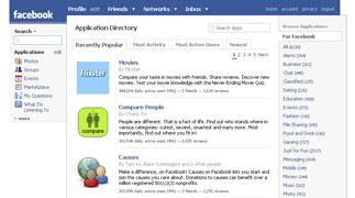 Facebooks Apps - Anwendungen in die eigene Facebook-Seite integrieren