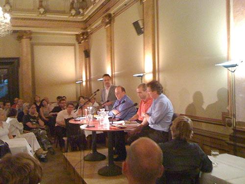 David Foster Wallace-Abend im Literaturhaus Hamburg