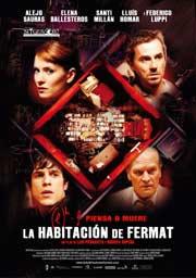 Filmplakat 'La Habitación de Fermat'