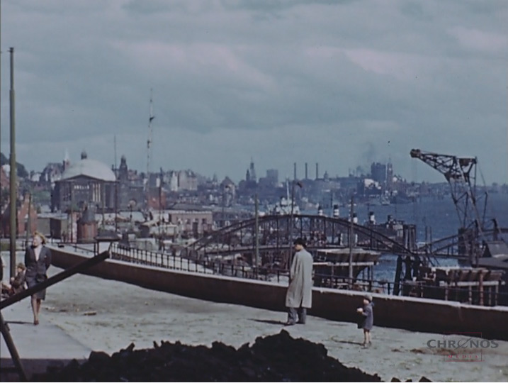 Hamburg Ende Juni 1945