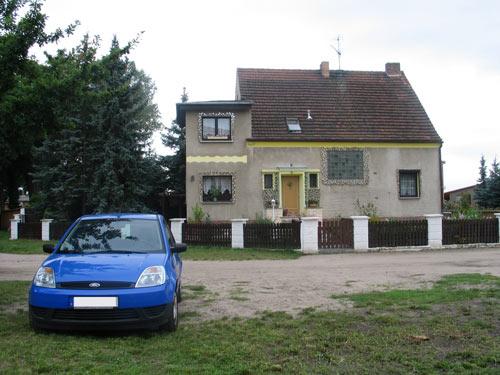 Haus in Jüterbog