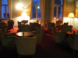 Lounge Hotel Kosmos, Leipzig