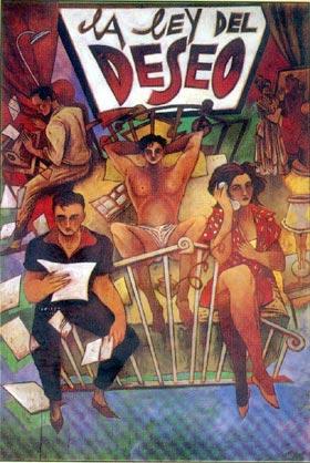 La Ley del Deseo - Das Gesetz der Begierde