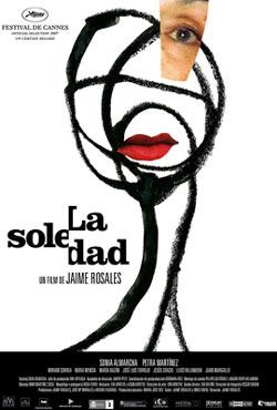 La soledad - Filmposter