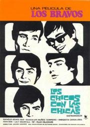 Filmplakat 'Los chicos con las chicas'
