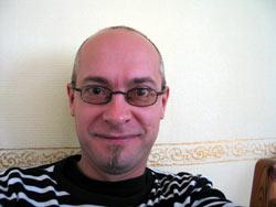 Markus NACH Rasur und Haarschnitt