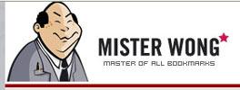 Mister Wong - Der nette Chinese bei der deutschsprachigen Bookmarkverwaltung