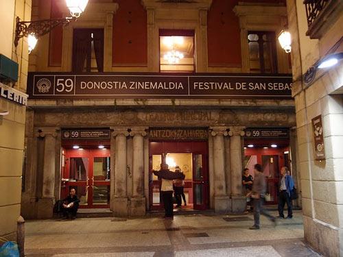 Teatro Principal: Festival-Kino in der Altstadt von Donostia
