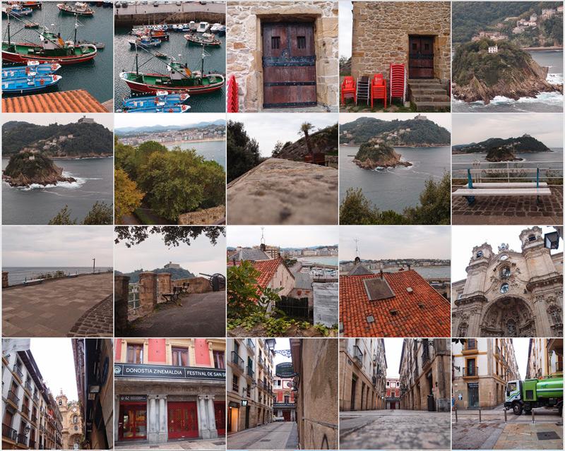 Fotogalerie San Sebastián 2014 (Olympus)