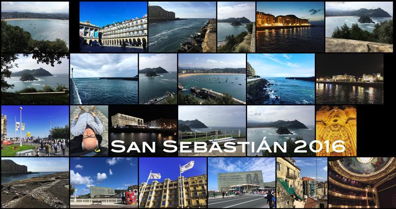 Fotoalbum San Sebastián 2016
