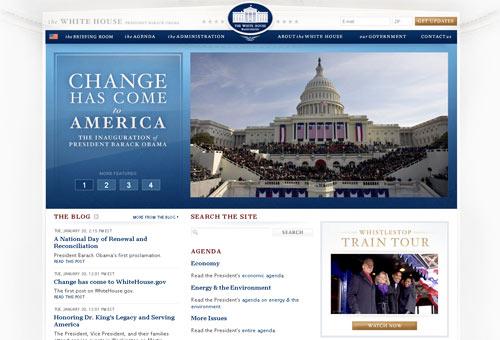 Change has come to the Webauftritt