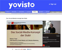 Yovisto: Das Social-Media-Konzept der Stabi