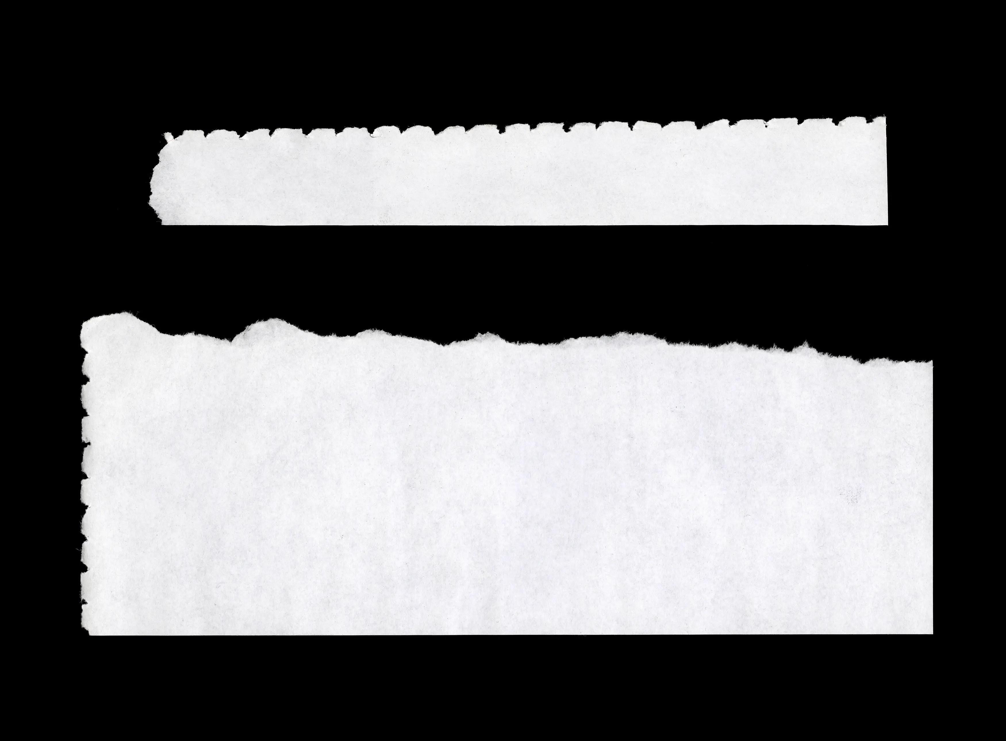 12 Torn Paper Textures