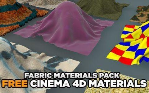 Free Cinema 4D Liquid Materials - Free Cinema 4D Textures