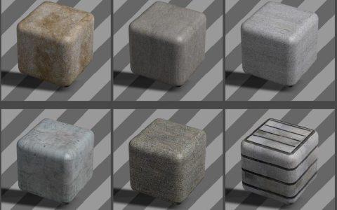 cinema 4d concrete textures 05