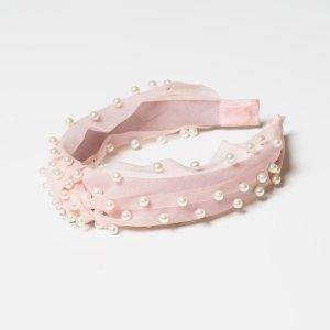 Pearl Mesh Headband