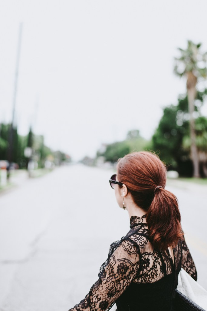 lace top, black lace blouse, charlotte russe, messy life, changing my perspective