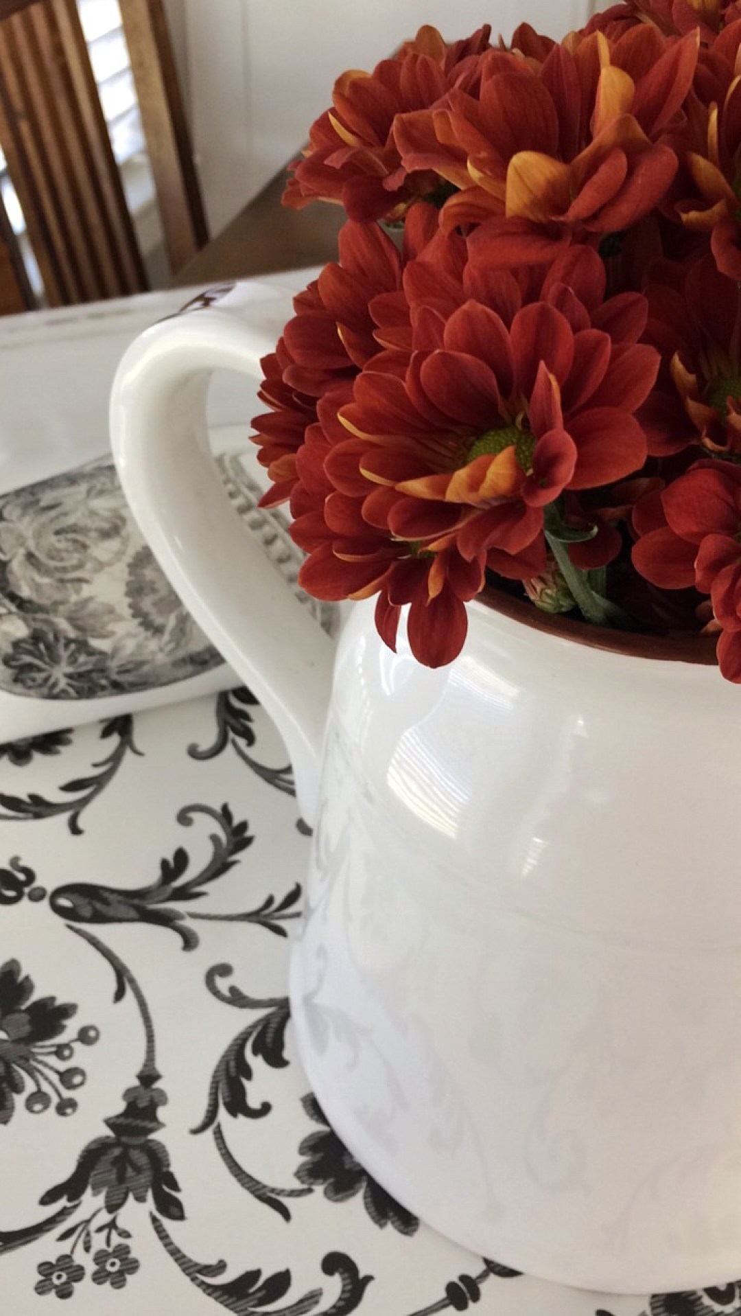 fall blooms, flower arrangements for fall, diary, brain dump