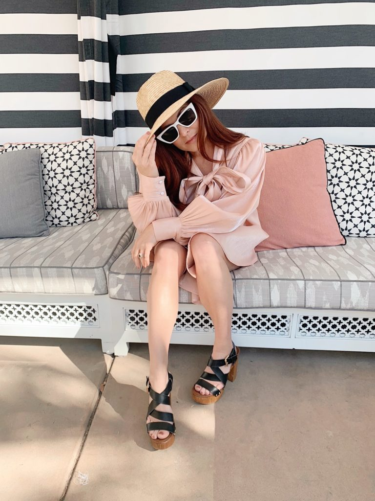 spring style inspiration, what to wear to brunch with girls, blogger style