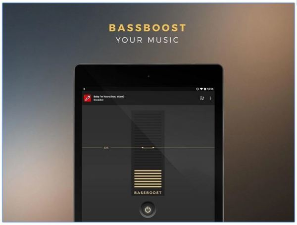 Equalizer Music player booster for android