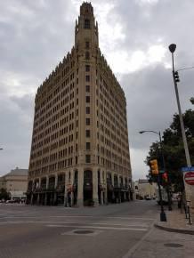 Eindrucksvolles Gebäude