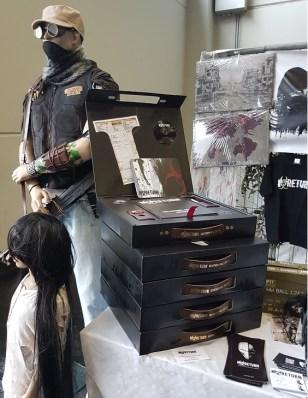 No Return Collectors Box