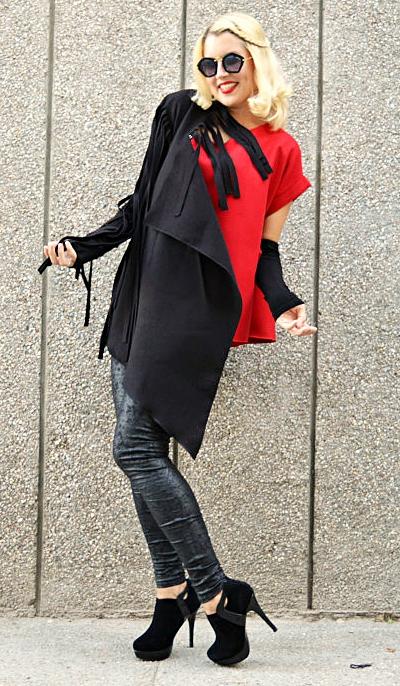 color block jacket