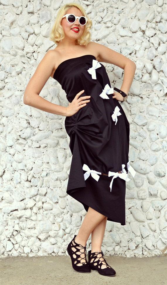 cropped dress