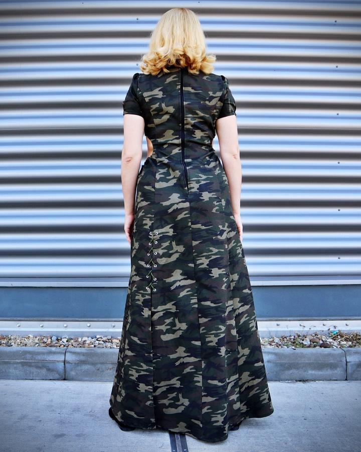 military army dress
