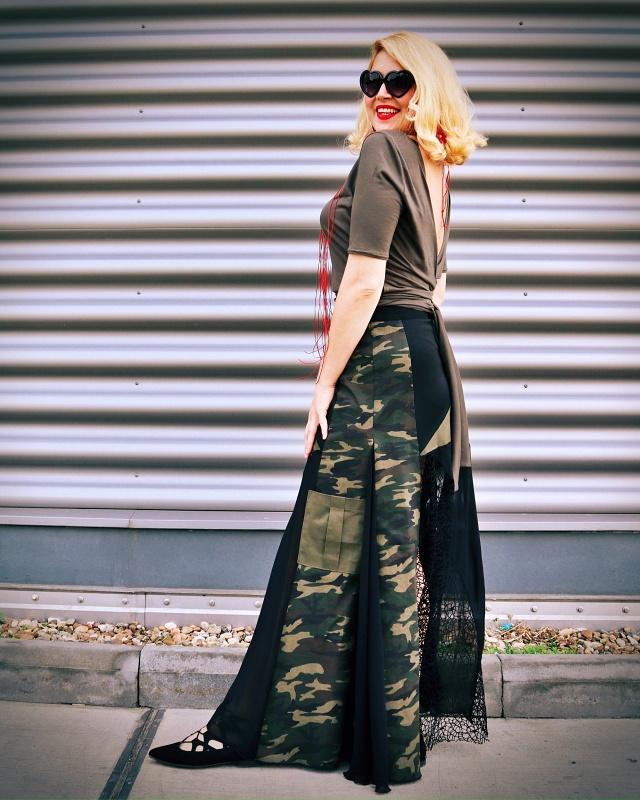 long summer skirt