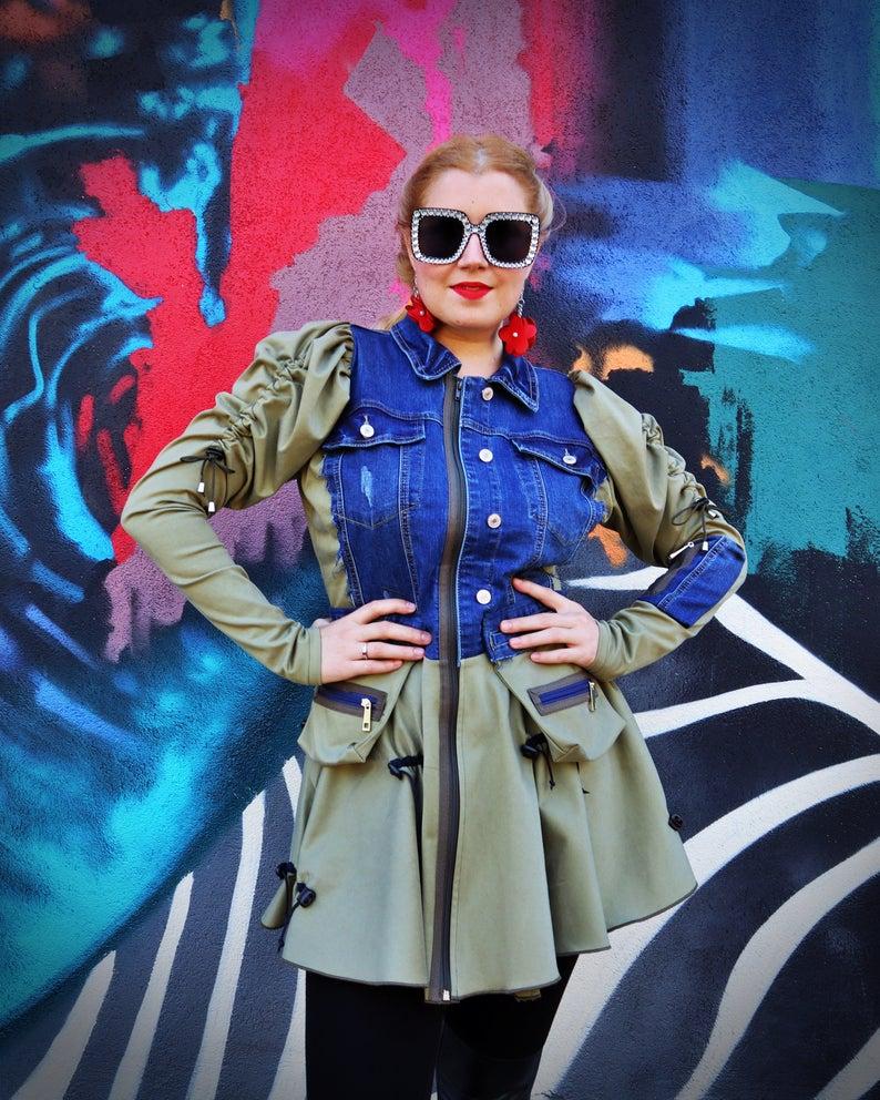 grunge jacket