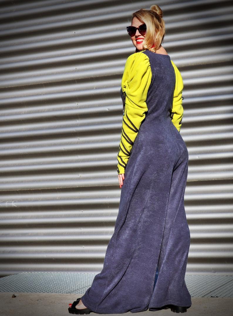 wide leg jumpsuit