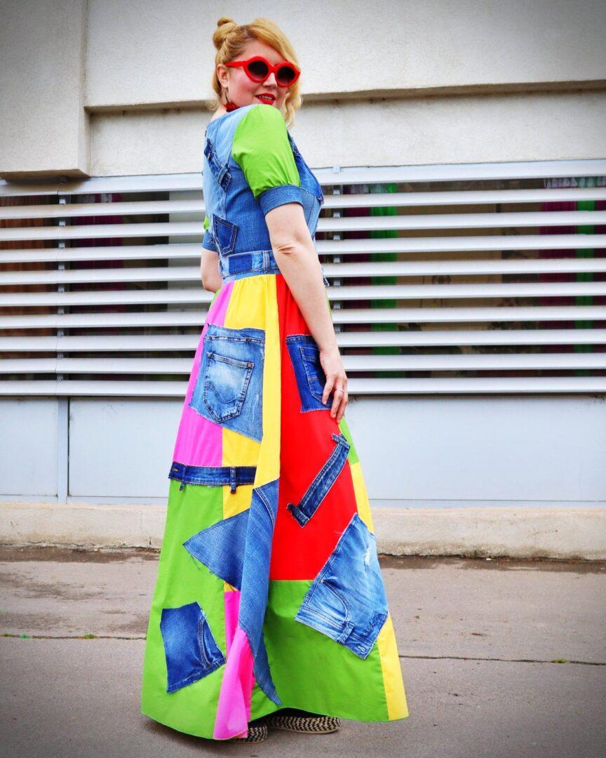 urban hippie dress