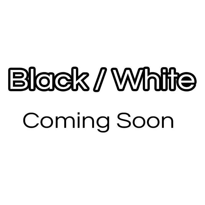 Coming Soon Black White