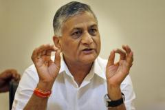 देश की सेना को 'मोदी की सेना' कहने वाले देशद्रोही – केंद्रीय मंत्री