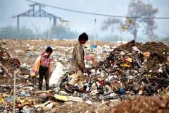 स्वच्छ भारत अभियान  का सच , छोटे कचरे की सफाई के शोर में छुपे बड़े प्रदूषण