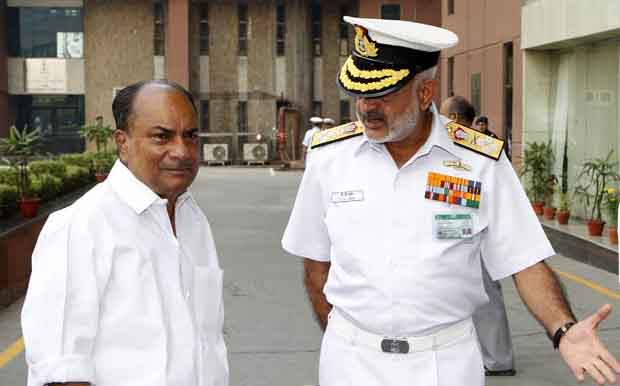 D K Joshi admiral