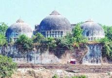 बाबरी मस्जिद किसने गिरवाई?