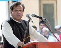 इनकम टैक्स डिपार्टमेंट से डराना चाहती है बीजेपी- अहमद पटेल