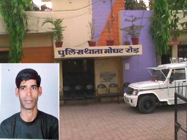 Man found hanging in khandwa police  station , family alleges torture
