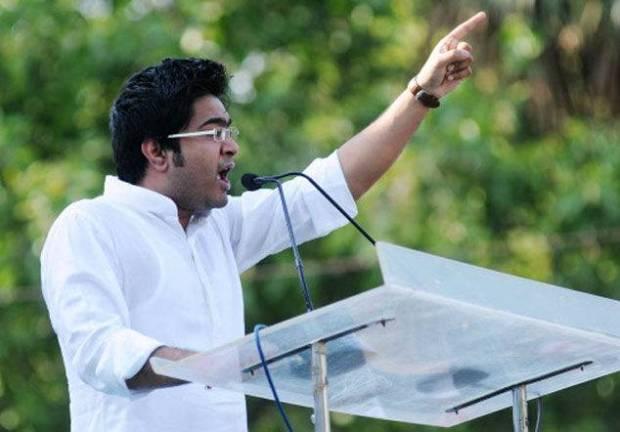 Abhishek Banerjee, TMC, BJP