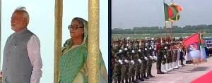 पीएम मोदी पहुंचे बांग्लादेश,कई मुद्दों पर होगी बात