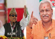 आजम और बीजेपी नेताओं के गंदे बयानों की बदबू