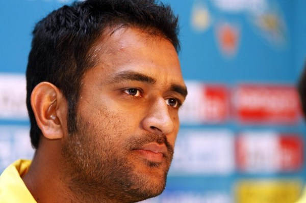 Mahendra Singh Dhoni captain can leave