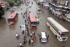 गुजरात में बारिश का कहर,रुकी केदारनाथ यात्रा