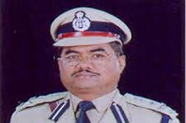 DGP Jagmohan Yadav